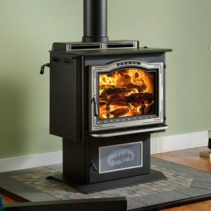 Harman TL 2.0 Freestanding Wood Stove – High Country Stoves ...