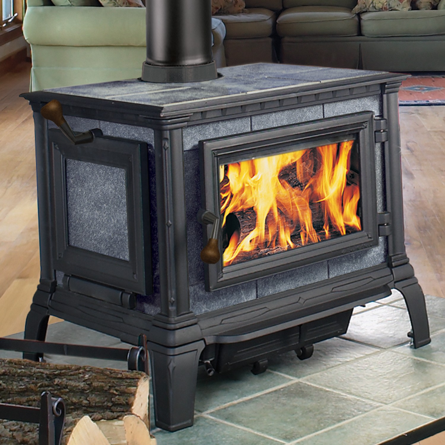 HearthStone Equinox - Freestanding Wood Stoves €� High Country Stoves & Fireplaces