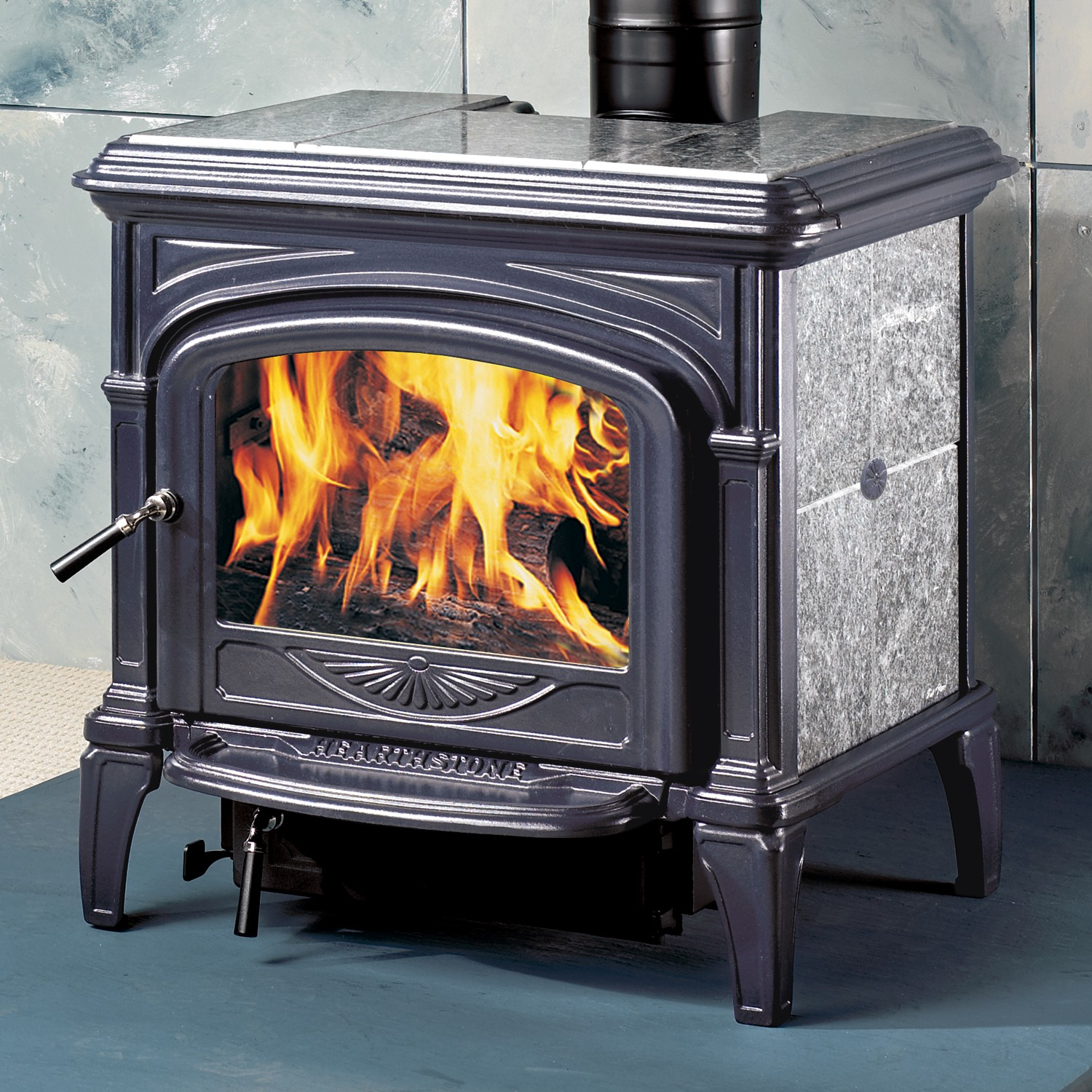 freestanding wood stoves high country stoves fireplaces. Black Bedroom Furniture Sets. Home Design Ideas
