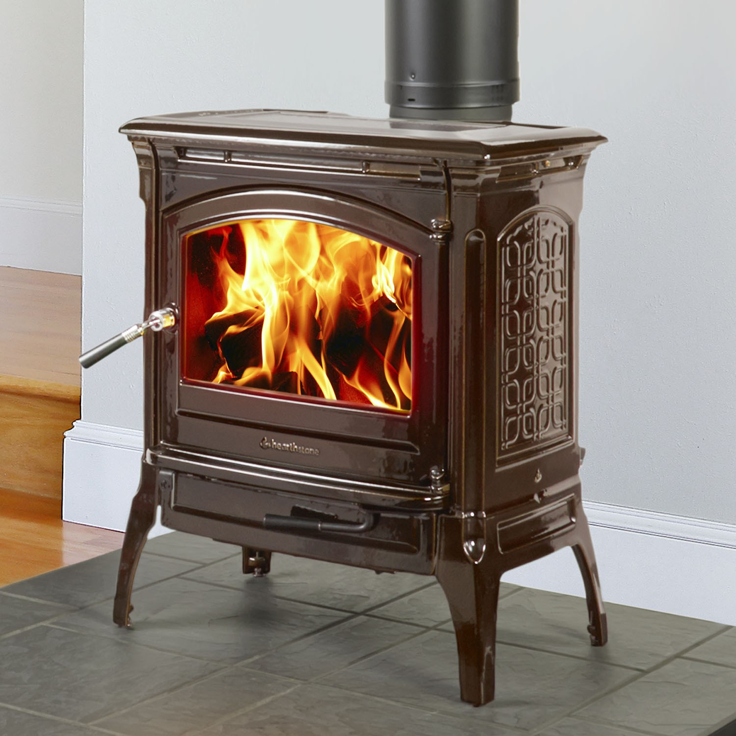 HearthStone Craftsbury - Freestanding Wood Stoves €� High Country Stoves & Fireplaces