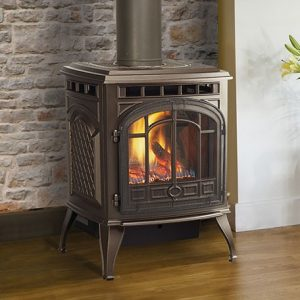 Charmant A Freestanding Stove Is Very Practical For Either New Construction Or  Retrofitting Into An Existing Home. It Will Be The Simplest To Add, As It  Does Not ...