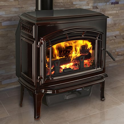 QuadraFire Explorer II - Freestanding Wood Stoves €� High Country Stoves & Fireplaces
