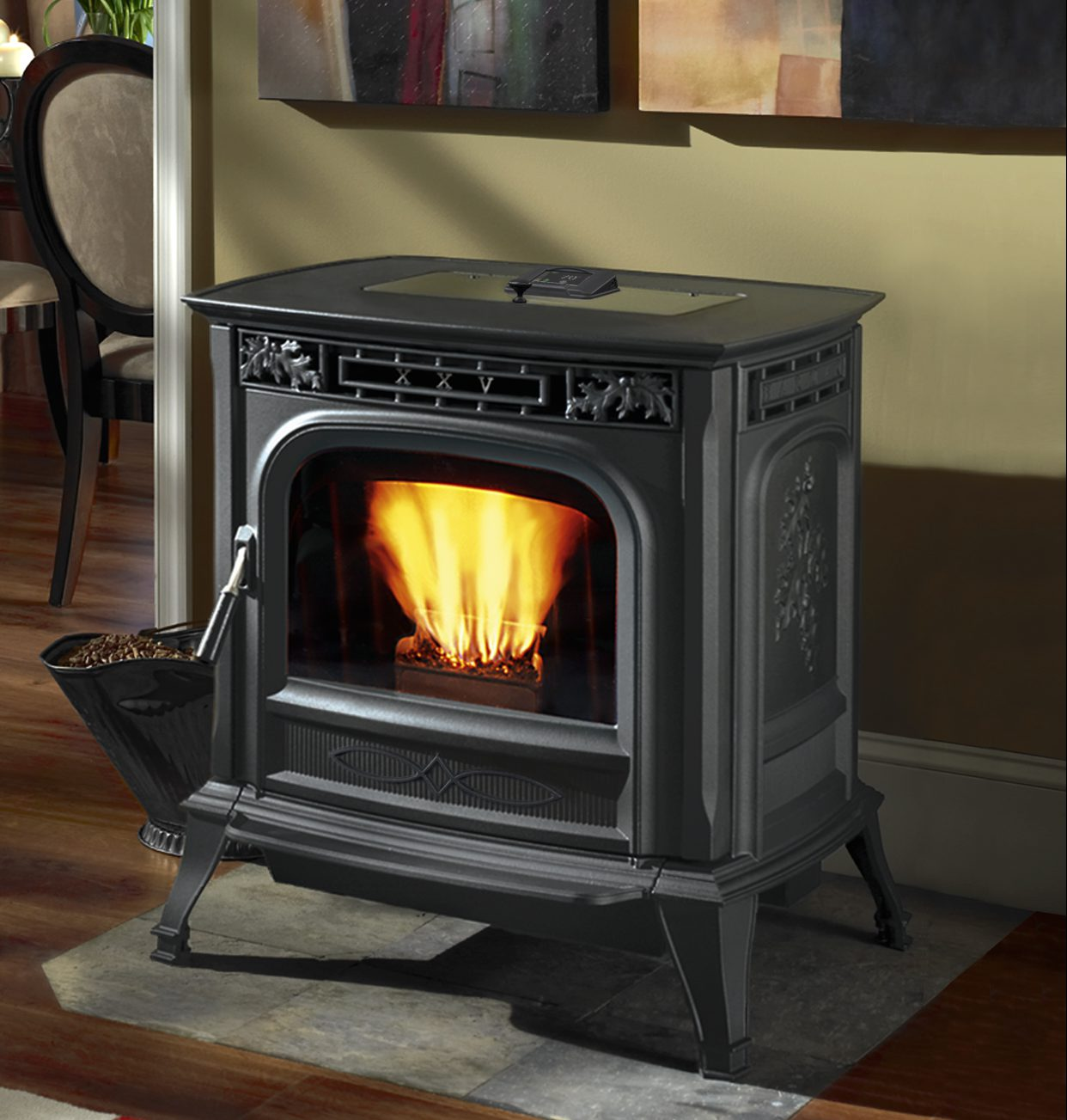 Freestanding Pellet Stoves High Country Stoves Amp Fireplaces