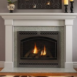 View Our Complete Line of Built-In Gas Fireplaces»