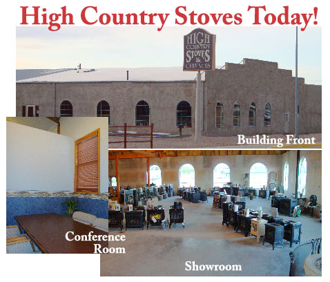 high country stoves present location in laramie wyoming