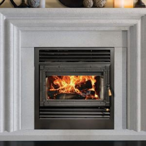 Built-In Wood Stoves – High Country Stoves & Fireplaces