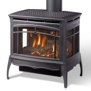 Freestanding Gas Fireplaces High Country Stoves Fireplaces