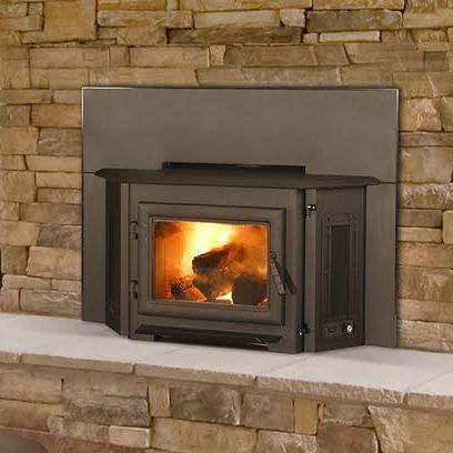 Heatilator Ecochoice Wins18 Insert Wood Stove High